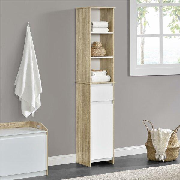 Mcnair 12.8 W x 67.5 H Cabinet by Mercury Row