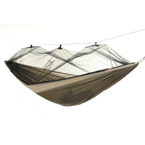 Michel Moskito Kakoon Nylon Camping Hammock by The Holiday Aisle The Holiday Aisle