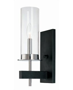Shop For Tuxedo 2-Light Candle Wall Light By Sonneman