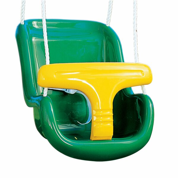 Molded Infant Swing Seat by Creative Playthings