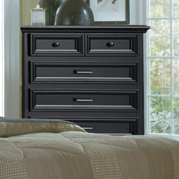 Scarlett 5 Drawer Chest by Wildon Home®
