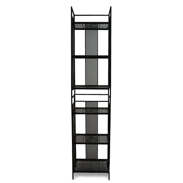 Arzola Standard Bookcase by Ebern Designs