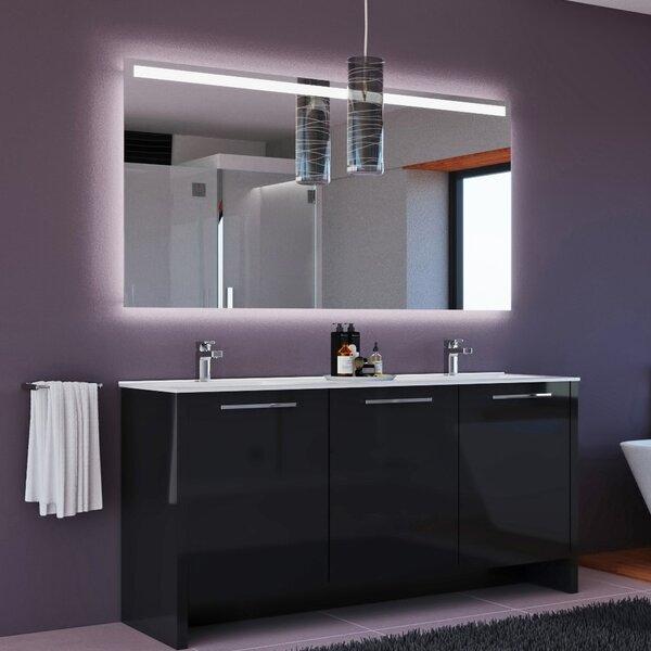 Tornillo 63 Double Bathroom Vanity Set with Mirror
