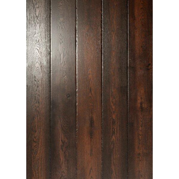 Vineyard 7.5 Engineered Wheat Hardwood Flooring in Uvalino by Albero Valley