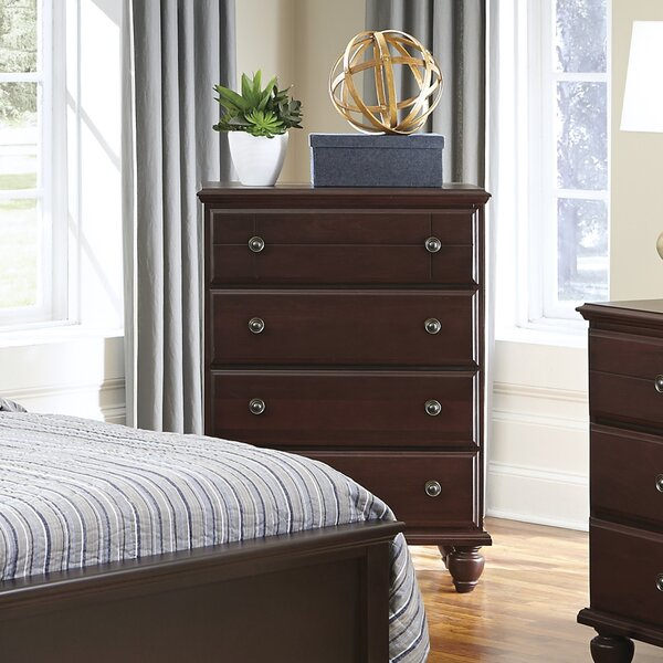 4 Drawer Chest by Carolina Furniture Works, Inc.