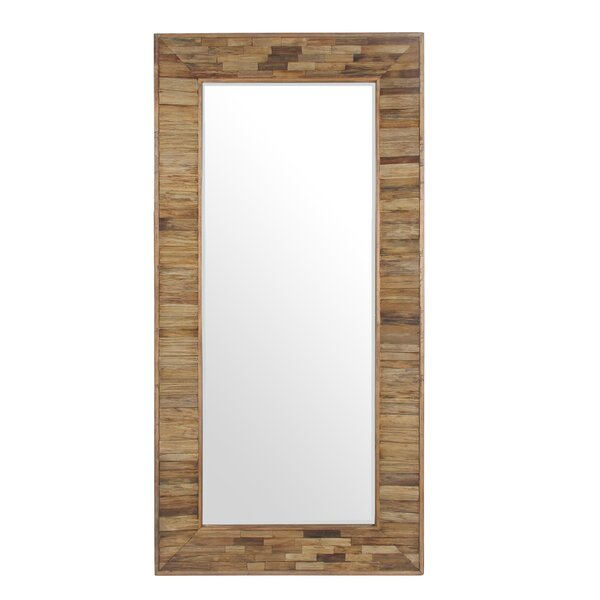 Waters Organic Leaner Accent Mirror by Loon Peak