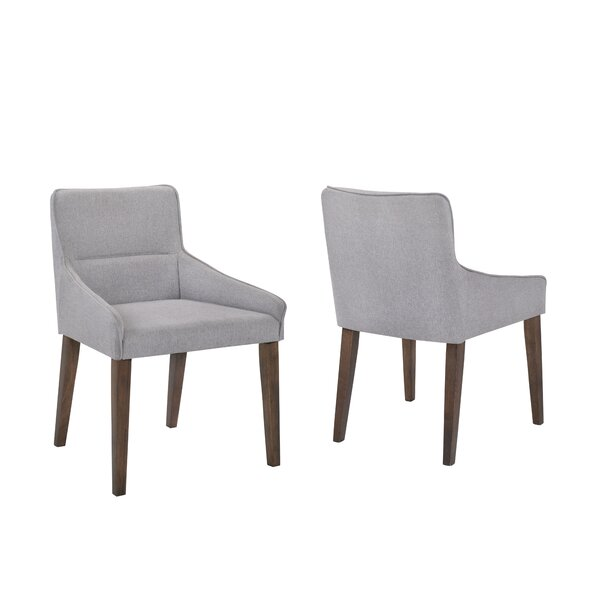 Paityn Upholstered Dining Chair (Set of 2) by Corrigan Studio
