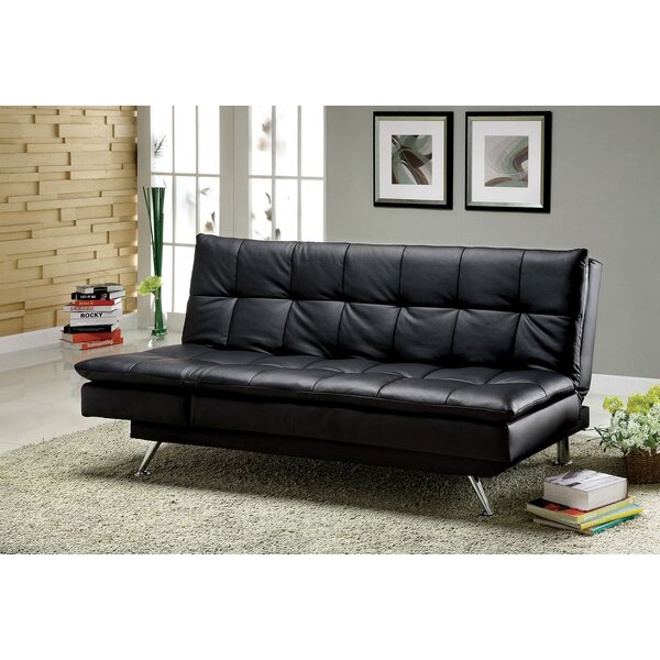 Mcnew Futon Sofa by Latitude Run