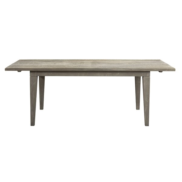 Karrissa Leg Dining Table by Gracie Oaks