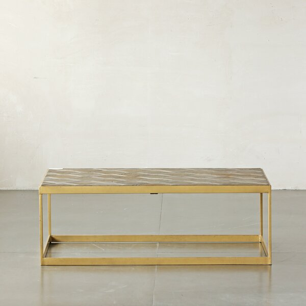 Horta Frame Coffee Table By Everly Quinn