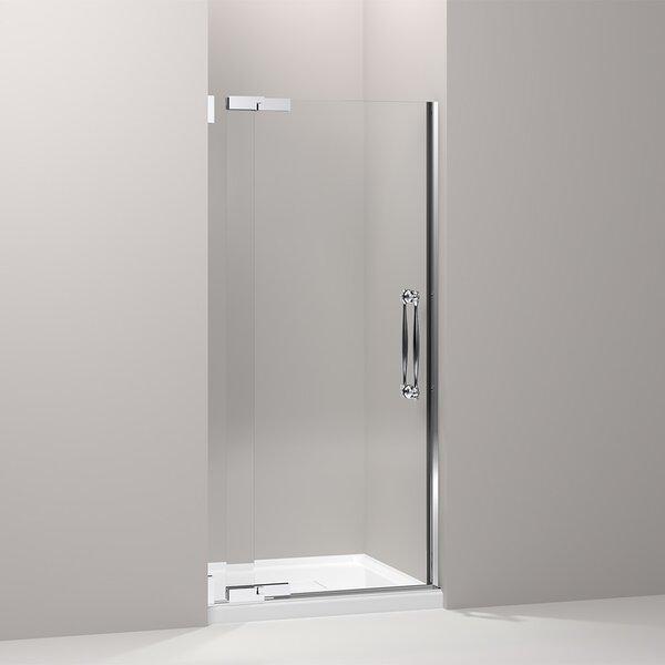 Finial 32.75 x 72.25 Pivot Shower Door by Kohler