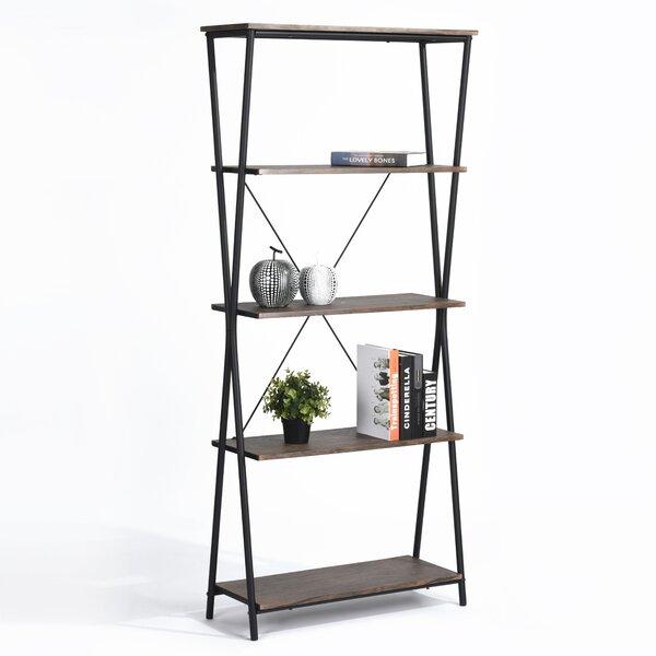 Runyan 5 Tier Etagere Bookcase By Ebern Designs