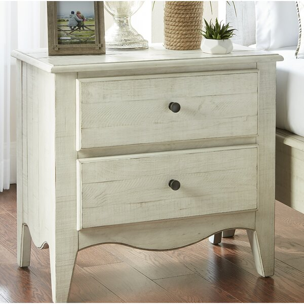 Anderton 2 Drawer Nightstand by Ophelia & Co.