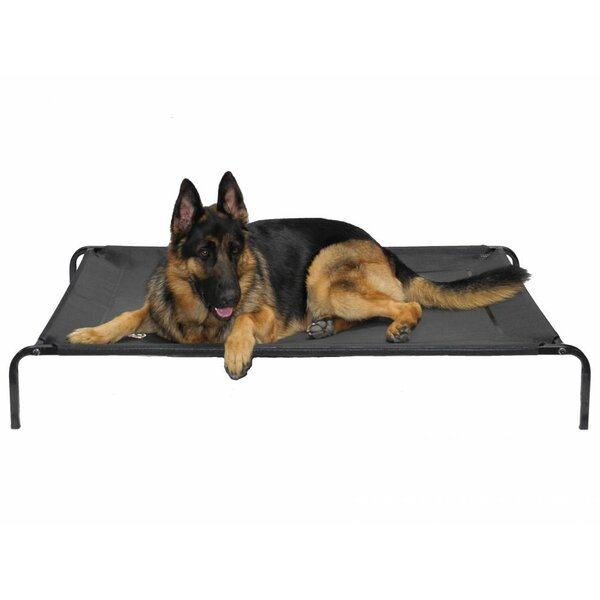 Elevated Cooling Cot Pet Bed by Go Pet Club