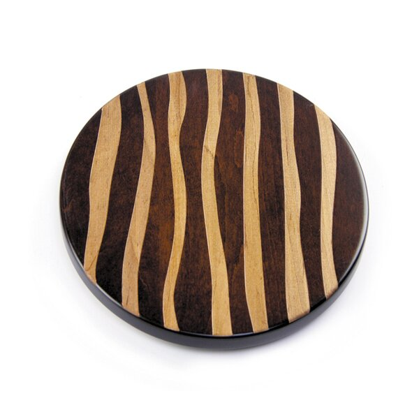 Artisan Woods Wavy Stripe Trivet by Martins Homewares