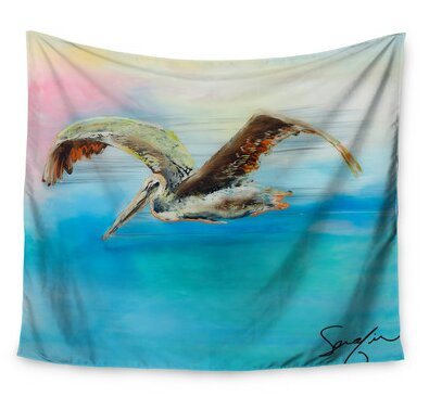 Coast by Josh Serafin Wall Tapestry by East Urban Home