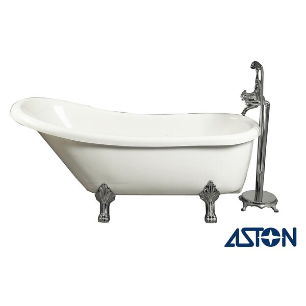67 x 28 Soaking Bathtub by Aston