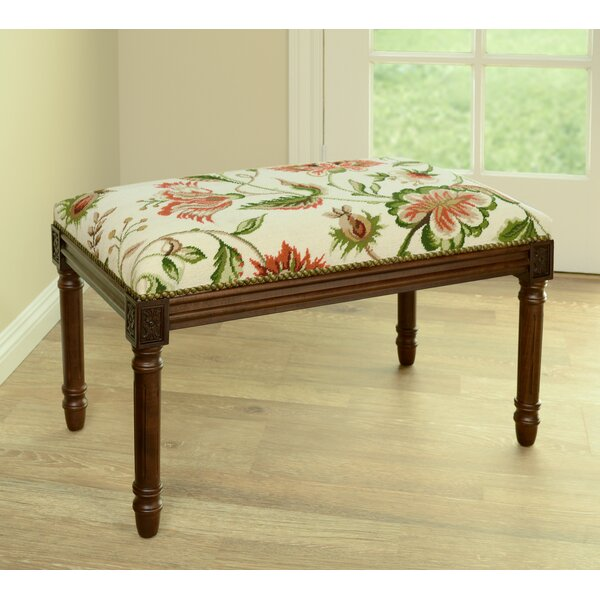 Upholstered Bench by 123 Creations 123 Creations