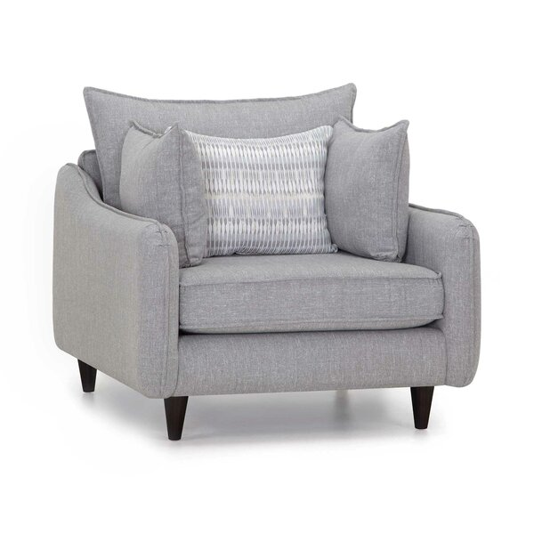 Moshier Armchair by Bungalow Rose