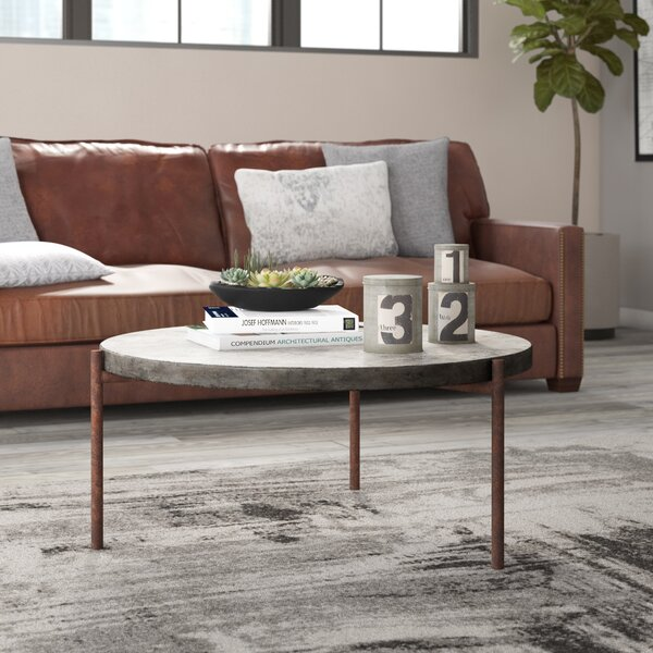 Lizbeth 3 Legs Coffee Table By 17 Stories