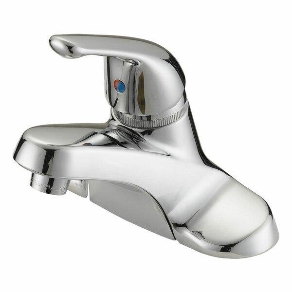 Centerset Bathroom Faucet by LessCare LessCare
