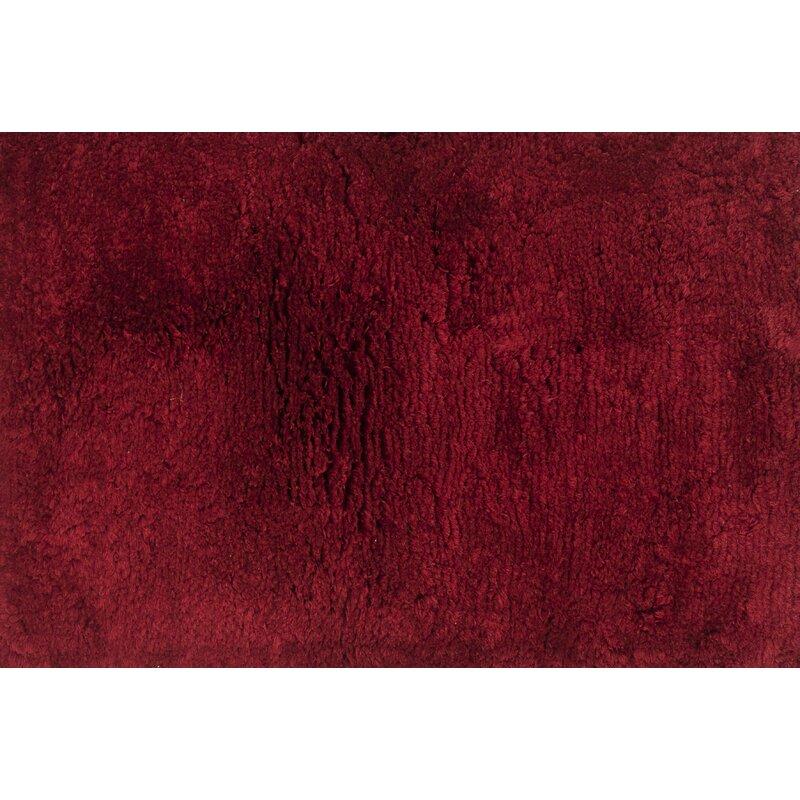 Red Barrel Studio Degennaro Hand Tufted Crimson Area Rug Wayfair