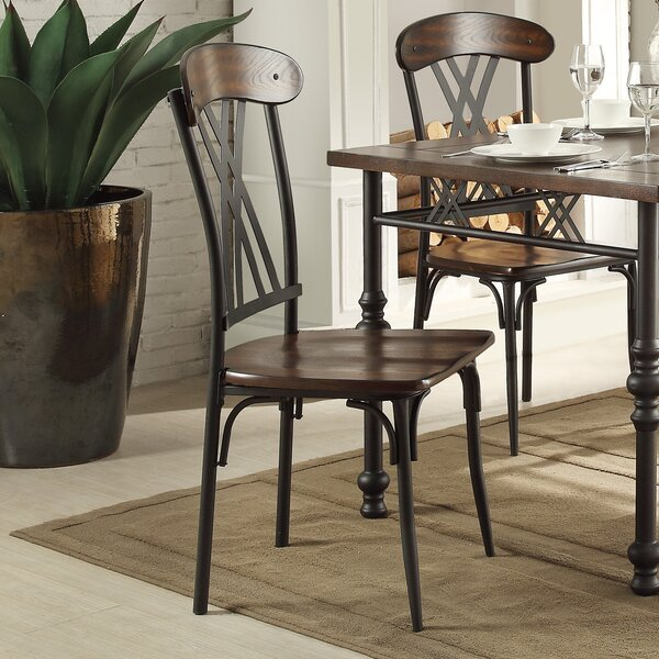High Plain Dining Chair (Set of 4) by Loon Peak