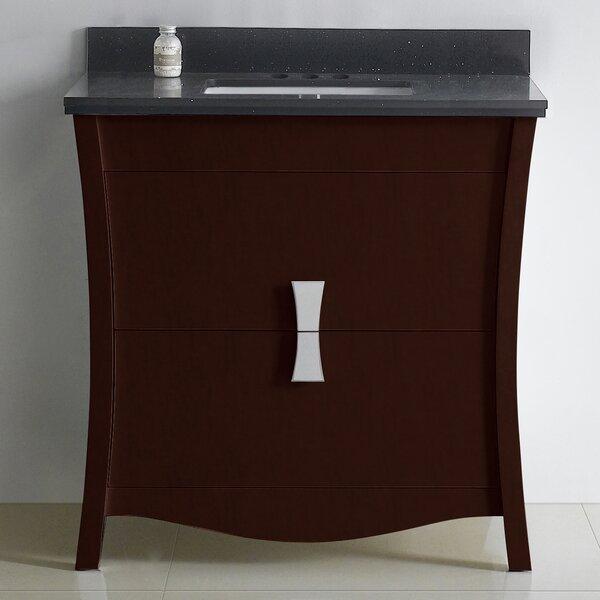 Hendry 35 Single Bathroom Vanity Set