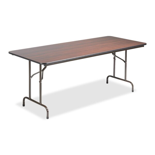 72 Rectangular Folding Table by Lorell