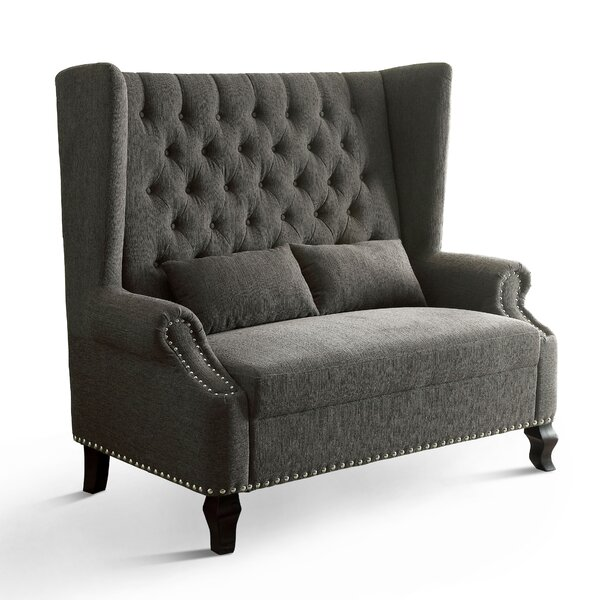 Canon Loveseat by Charlton Home