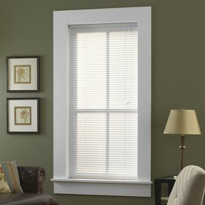 Sheer White Venetian Blind