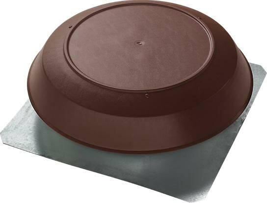Attic Ventilator with Dome in Brown by Broan