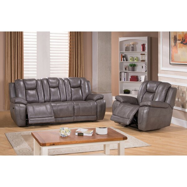 Fae Reclining 2 Piece Living Room Set by Red Barrel Studio