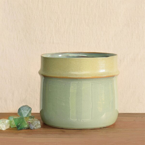 Daly Ceramic Table Vase by Union Rustic
