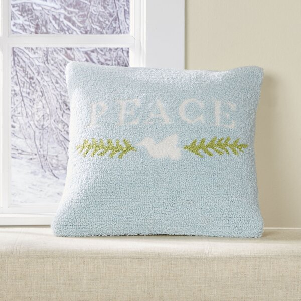 Peaceful Dove Pillow Cover by Birch Lane™