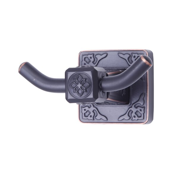 Reno Series Euro Wall Mounted Robe Hook by Dyconn Faucet