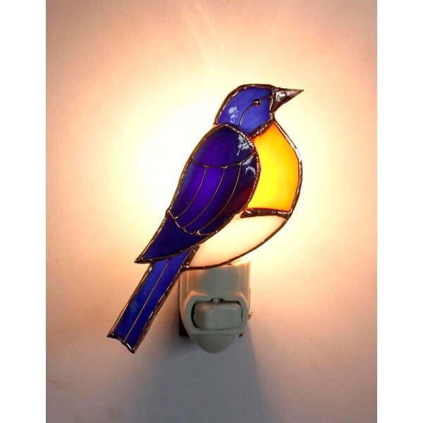 Bluebird Night Light by Gift Essentials