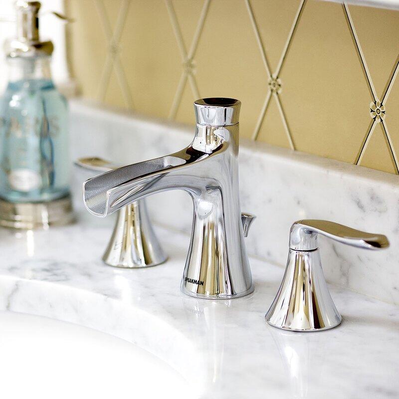 Speakman Caspian Widespread Bathroom Faucet & Reviews | Wayfair