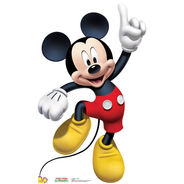 Disney Mickey Dance Stand-Up by Advanced Graphics