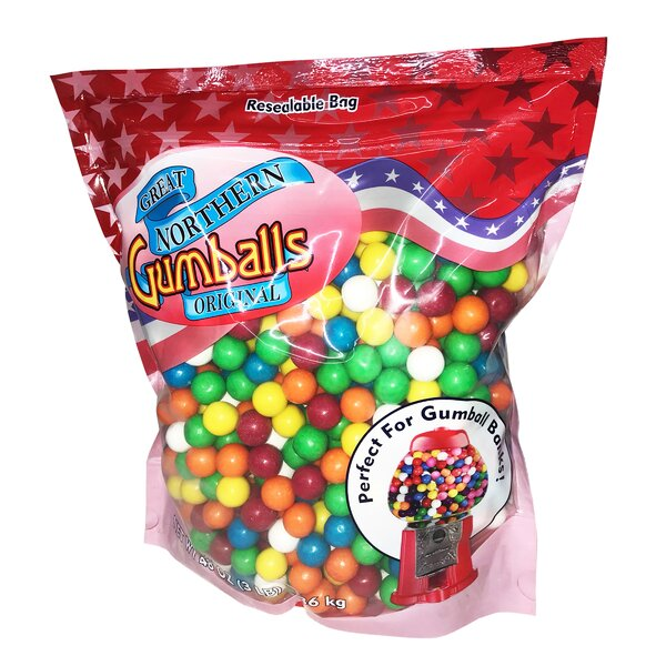 Vintage Gumball Machine Refill by GreatNorthernPop