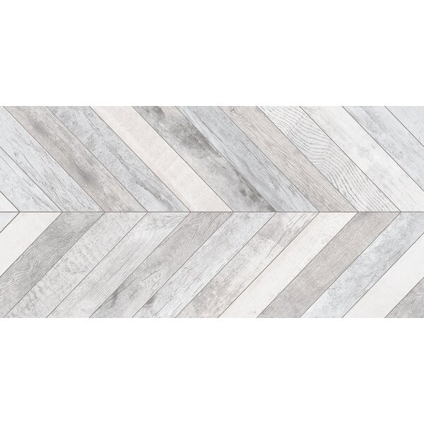 Velocity 17 x 35 Porcelain Field Tile in Force by Emser Tile