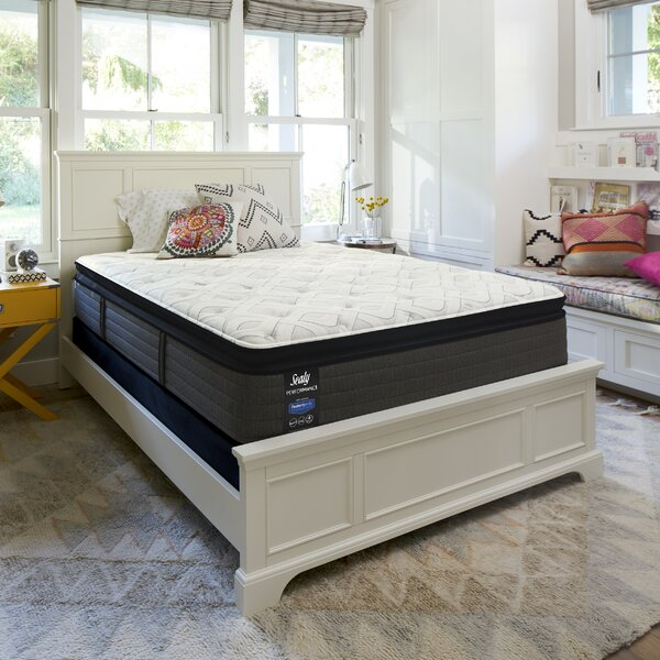 Response™ Performance 14 Cushion Firm Pillowtop Mattress and 5 Box Spring by Sealy