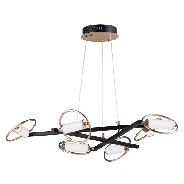 Jersey 6-Light LED Novelty Chandelier by Brayden Studio
