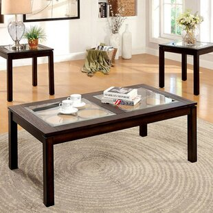 Find Eppinger 3 Piece Coffee Table Set By Darby Home Co