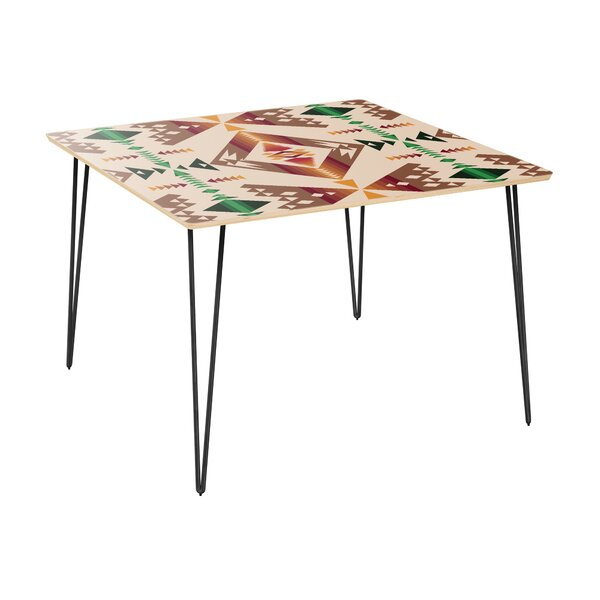 Reinert Dining Table by World Menagerie