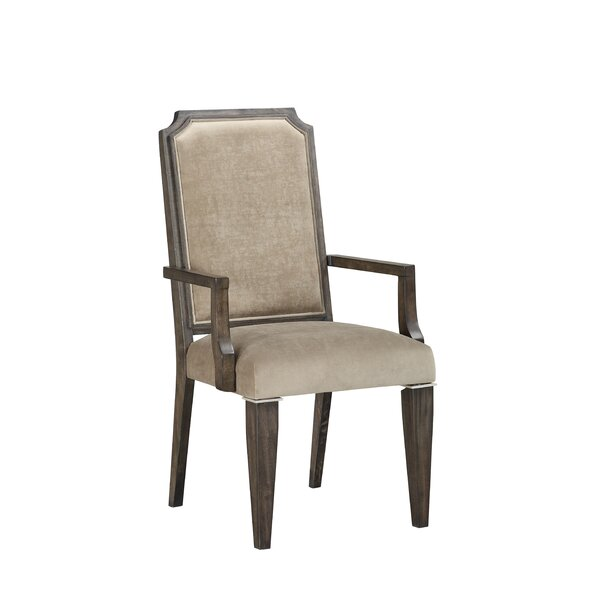 Ryals Upholstered Dining Chair (Set of 2) by Fleur De Lis Living Fleur De Lis Living