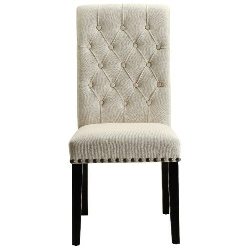 Robson Upholstered Dining Chair (Set of 2) by Charlton Home