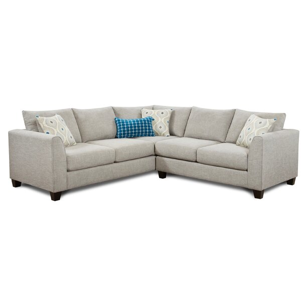 Stepplee Sectional by Ebern Designs