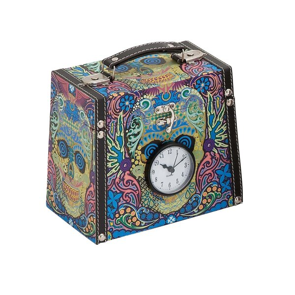 Clock 2 Piece Decorative Box Set by Cole & Grey