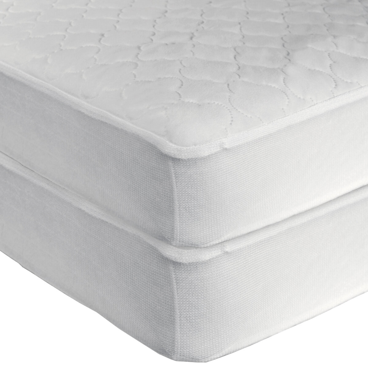 sealy waterproof crib mattress pad & reviews | wayfair